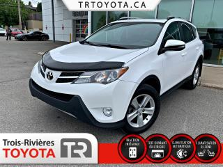 Used 2013 Toyota RAV4 Traction intégrale 4 portes XLE for sale in Trois-Rivières, QC