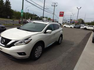 Used 2015 Nissan Murano PLATINUM AWD GPS*CAMÉRAS*TOIT*CUIR for sale in Lévis, QC