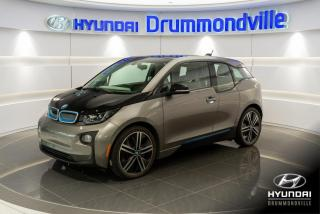 Used 2016 BMW i3 RANGE EXTENDER + GARANTIE +  NAVI + MAGS for sale in Drummondville, QC