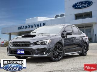 Used 2018 Subaru WRX for sale in Mississauga, ON