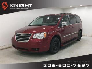 Used 2010 Chrysler Town & Country Touring | Leather | Power Doors | for sale in Regina, SK