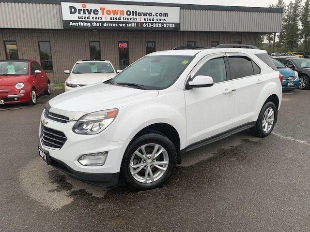2017 Chevrolet Equinox LT 4X4 **NAVIGATION**MOONROOF**