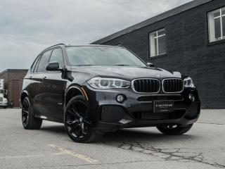 Used 2015 BMW X5 xDrive35i I MSPORT I NAV I PANOROOF I B.SPOT IGREAT CONDITION for sale in Toronto, ON
