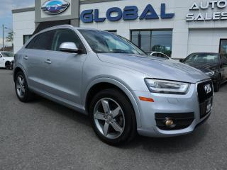 Used 2015 Audi Q3 PROGRESSIV 2.0T Premium Plus for sale in Ottawa, ON