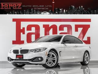 Used 2014 BMW 428i SPORT|PARK ASSIST|NAVI|REAR CAM|RED INT|X-DRIVE|LOADED for sale in North York, ON