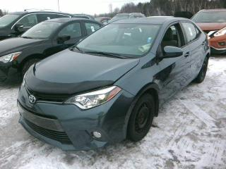 Used 2016 Toyota Corolla LE PLUS SUNROOF/HTD SEATS/CAMERA LE for sale in Concord, ON