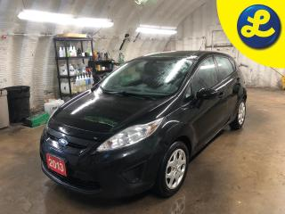 Used 2013 Ford Fiesta Electronic pwr assisted steering (EPAS) * Hill start assist * Electronic pwr assisted steering (EPAS) * SiriusXM/Aux/CD/AM/FM * Keyless Entry * for sale in Cambridge, ON