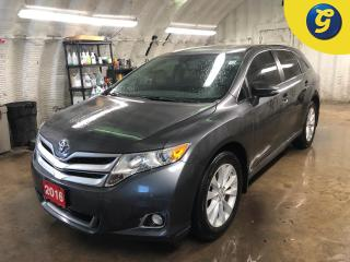Used 2016 Toyota Venza LE * Back-Up Camera * Cruise Control * Steering Wheel Controls * Hands-Free Calling * Dual Climate Control * SiriusXM/BT/USB/Aux/CD * LCD Touch Screen for sale in Cambridge, ON