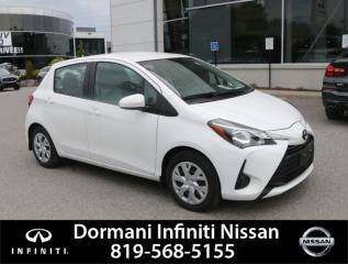 Used 2019 Toyota Yaris L 6M for sale in Gatineau, QC