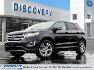Used 2016 Ford Edge Titanium for sale in Burlington, ON