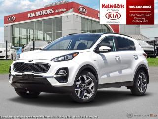 New 2020 Kia Sportage for sale in Mississauga, ON
