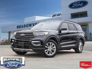 Used 2020 Ford Explorer XLT for sale in Mississauga, ON