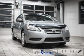 Used 2013 Nissan Sentra SV chez Rimouski Hyundai for sale in Rimouski, QC
