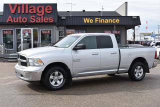Used 2016 RAM 1500 SLT Bluetooth! Cruise Control! for sale in Saskatoon, SK