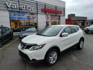 Used 2018 Nissan Qashqai S+DEMARREUR+MAG+UN SEUL PROPRIO for sale in Val-d'Or, QC