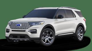 New 2020 Ford Explorer Platinum for sale in Mississauga, ON