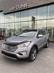 Used 2016 Hyundai Santa Fe XL AWD LIMITED + 6 PASSAGERS + NAVI + WOW ! for sale in Alma, QC