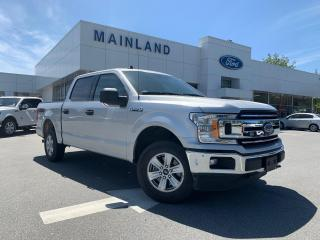 Used 2019 Ford F-150 XLT LOCAL BC, NO ACCIDENTS, 2.7L V6, SYNC3 for sale in Surrey, BC