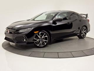 Used 2018 Honda Civic SI MANUEL CAM DE RECUL TOIT OUVRANT BLUETOOTH for sale in Brossard, QC