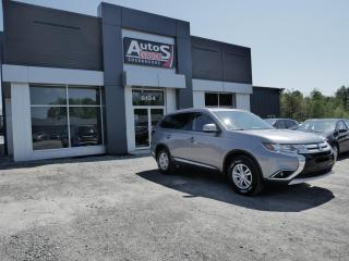 Used 2016 Mitsubishi Outlander V6 SE AWC + 7 PASSAGERS + INSPECTÉ for sale in Sherbrooke, QC