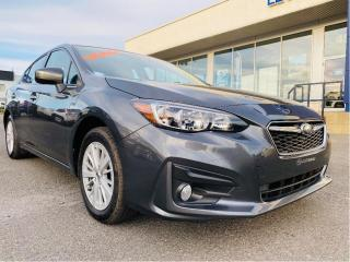 Used 2018 Subaru Impreza 2.0i Touring 4-door Manual,sieges chauffant, for sale in Lévis, QC