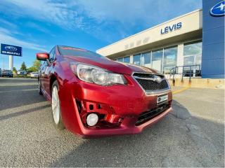 Used 2016 Subaru Impreza 5dr HB CVT 2.0i w-Limited,toit for sale in Lévis, QC