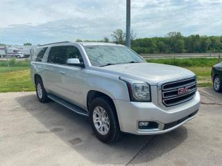 Used 2015 GMC Yukon XL 4WD 4dr SLT, 8 Passenger for sale in Ingersoll, ON