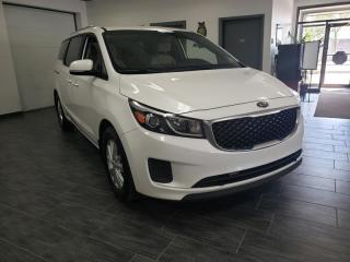 Used 2017 Kia Sedona 4dr Wgn LX PLUS CAMERA 8 PASS for sale in Châteauguay, QC