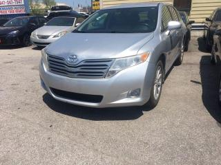 Used 2010 Toyota Venza base for sale in Scarborough, ON