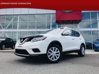 Used 2016 Nissan Rogue S FWD *** TAUX À PARTIR DE 2.49% !! *** for sale in Donnacona, QC