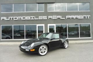 Used 1995 Porsche Carrera 911 - for sale in Québec, QC