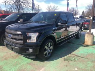Used 2017 Ford F-150 Lariat for sale in Mississauga, ON