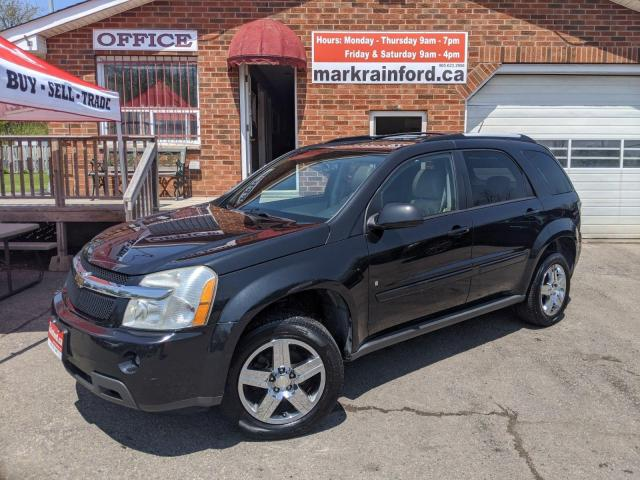 2008 Chevrolet Equinox LT V6, Heated Leather, Sunroof, Remote Start