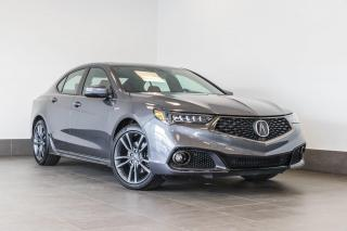 Used 2020 Acura TLX 3.5L SH-AWD TECH PKG  A-SPEC for sale in Ste-Julie, QC