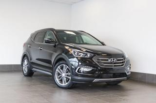 Used 2017 Hyundai Santa Fe Sport 2.0T Limited for sale in Ste-Julie, QC