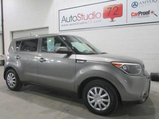 Used 2016 Kia Soul LX**A/C**AUTOMATIQUE for sale in Mirabel, QC