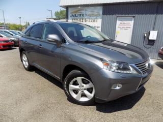 Used 2014 Lexus RX 350 ***AWD,CUIR,TOIT,MAGS,BAS KILO*** for sale in Longueuil, QC
