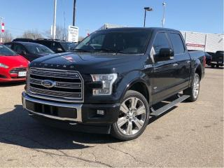Used 2017 Ford F-150 Limited  for sale in Mississauga, ON