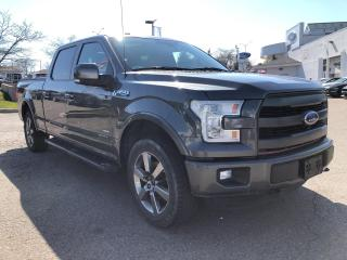 Used 2016 Ford F-150 Lariat for sale in Mississauga, ON