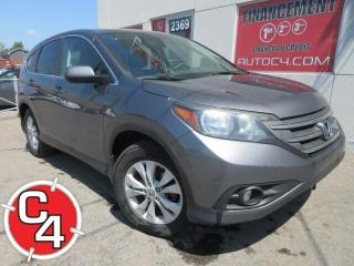Used 2013 Honda CR-V EX TOIT AWD 4X4  MAGS BLUETOOTH for sale in St-Jérôme, QC