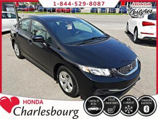 Used 2015 Honda Civic LX AUTOMATIQUE**42 242 KM** for sale in Charlesbourg, QC