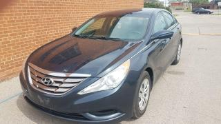 Used 2011 Hyundai Sonata GL-bluetooth-automatic for sale in Oakville, ON