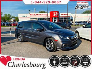 Used 2018 Honda Odyssey EX ***15 759 KM***UN PROPRIÉTAIRE*** for sale in Charlesbourg, QC