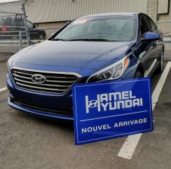 Used 2016 Hyundai Sonata GL  **SEULEMENT 44000KM** for sale in St-Eustache, QC