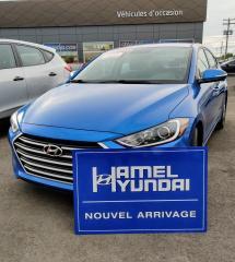 Used 2017 Hyundai Elantra GL **ANDROID AUTO / JAMAIS ACCIDENTÉ** for sale in St-Eustache, QC