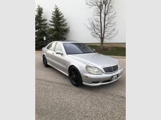 Used 2002 Mercedes-Benz S-Class 4dr Sdn 4.3L SWB for sale in Etobicoke, ON