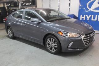 Used 2018 Hyundai Elantra GL SE ( TOIT OUVRANT ) for sale in St-Constant, QC
