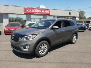 Used 2016 Kia Sorento AWD  3.3L LX+ 7-Seater CAMERA DE RECULE  **PUSH for sale in Mcmasterville, QC