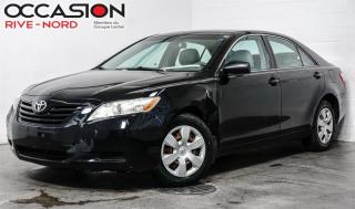 Used 2009 Toyota Camry 4 cylindres GARANTIE 1 AN for sale in Boisbriand, QC