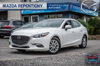 Used 2018 Mazda MAZDA3 GS Auto Toit for sale in Repentigny, QC
